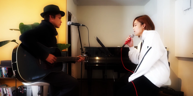 【Piece of love】作詞:KANA 作曲:Masashi