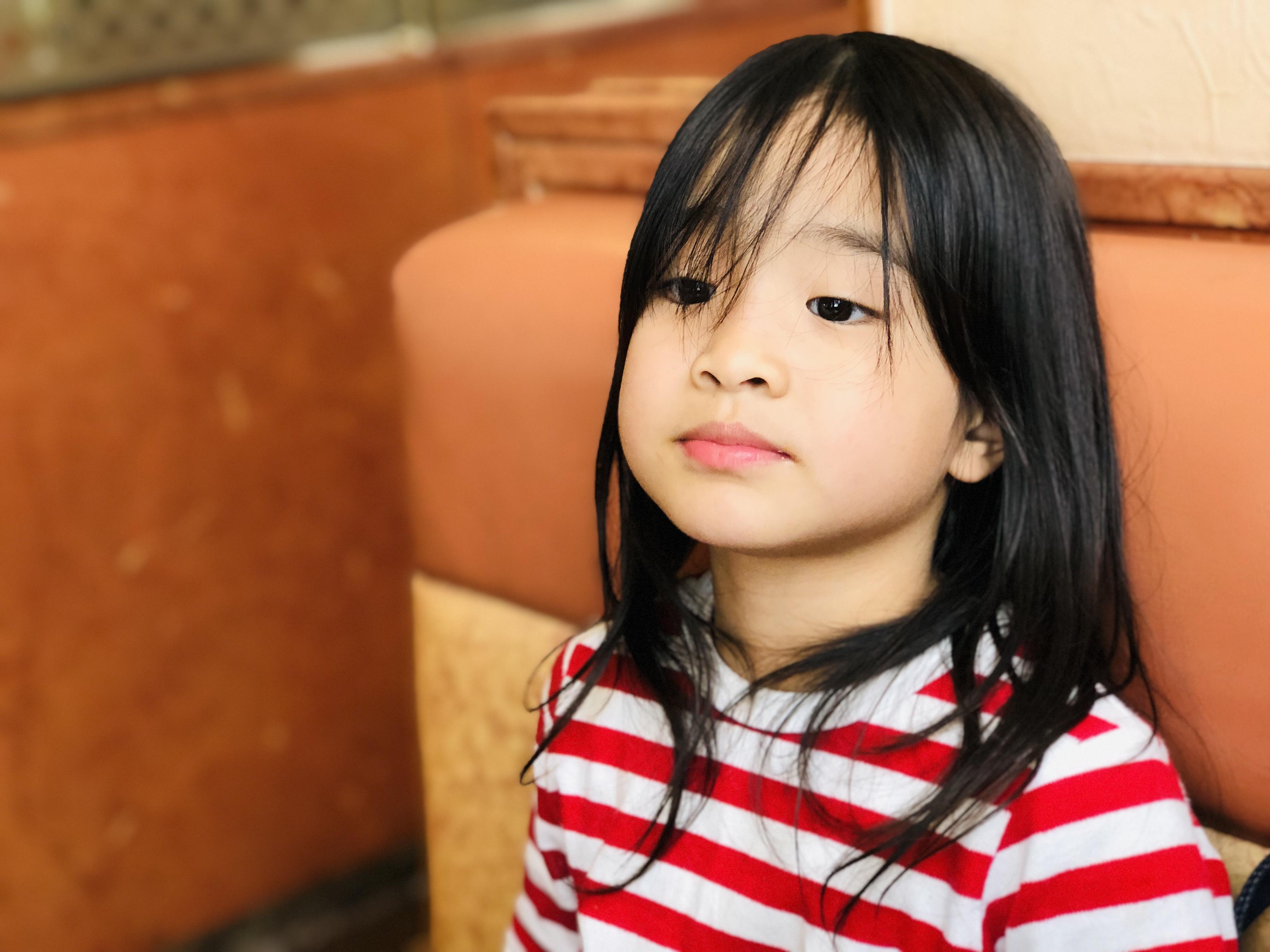 長女の入学式 / デニムのハンドメイド商品について。