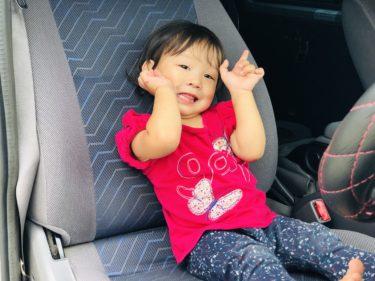明日は次女なあちゃんの2歳の誕生日 ♡